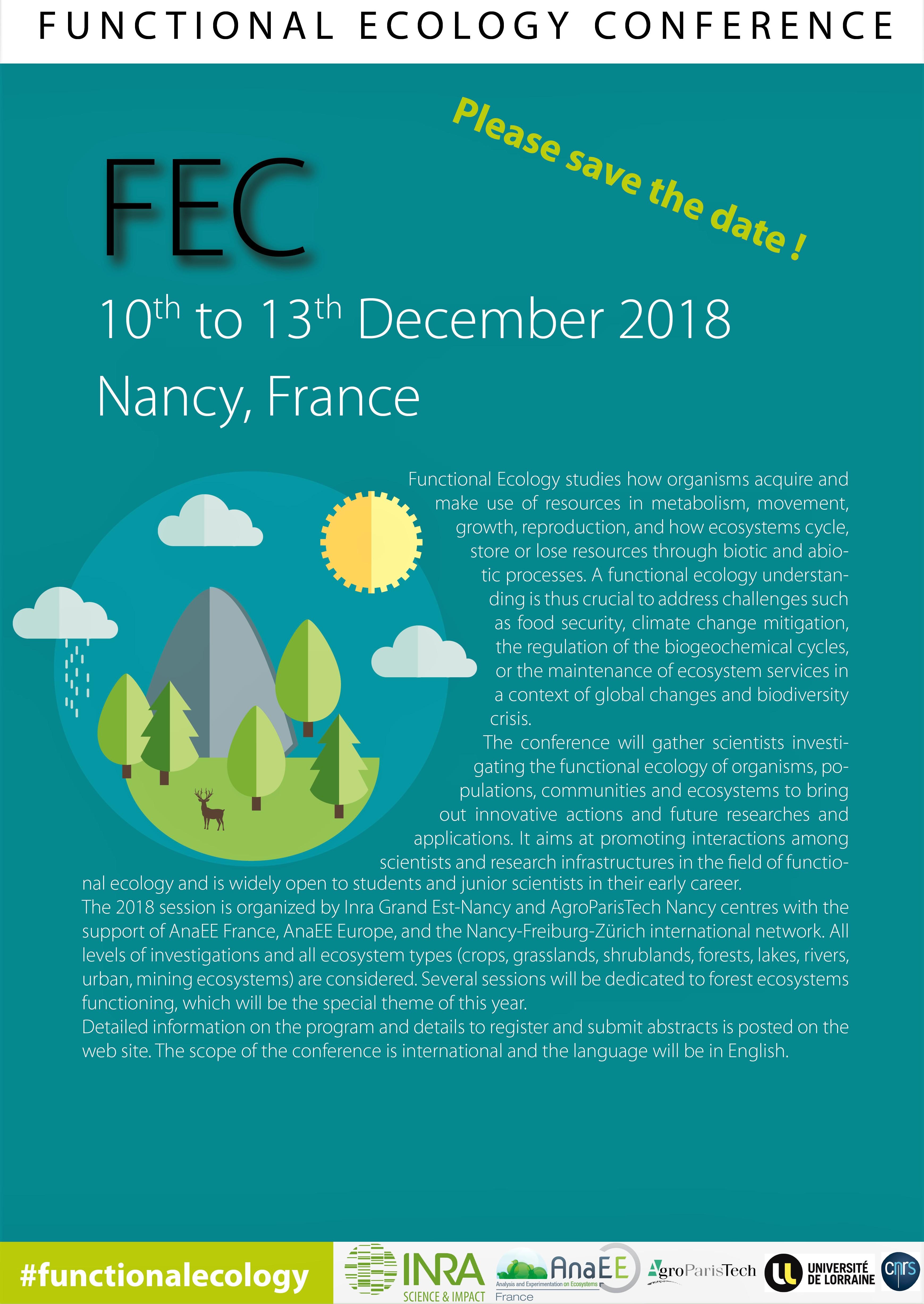FEC 2018 Annoncement