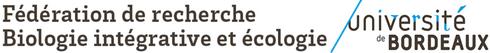 Fédération de Recherche Biologie Integrative et Ecologie